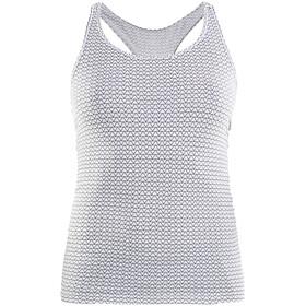 Craft Essential - Camisa sin mangas Mujer - blanco